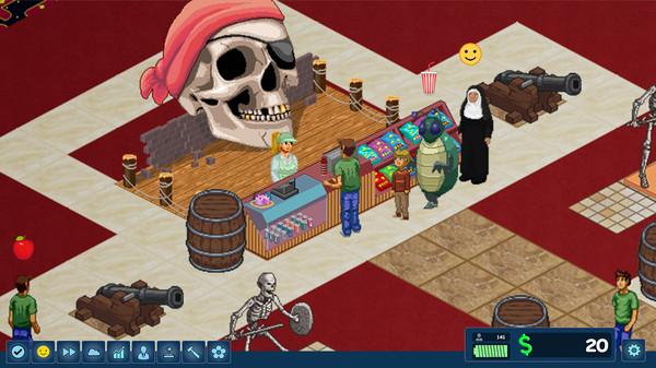 游戏厅大亨安卓版中文游戏(Arcade Tycoon)图3: