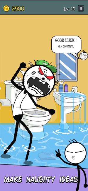 Troll先生的故事中文手机版下载(Mr Troll Story)图片1