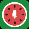 西瓜语音软件