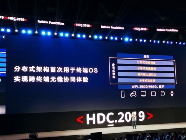 华为鸿蒙harmonyOS系统尝鲜官方版软件图3:
