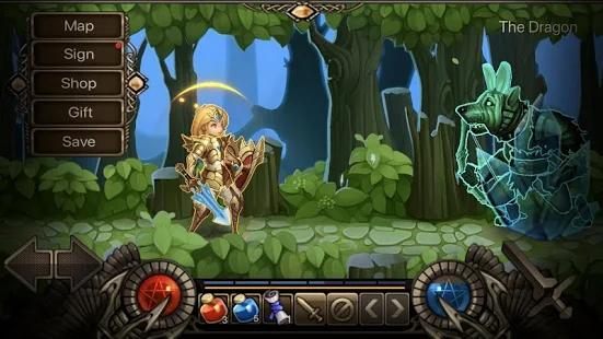 王子与圣剑游戏官方安卓版图1: