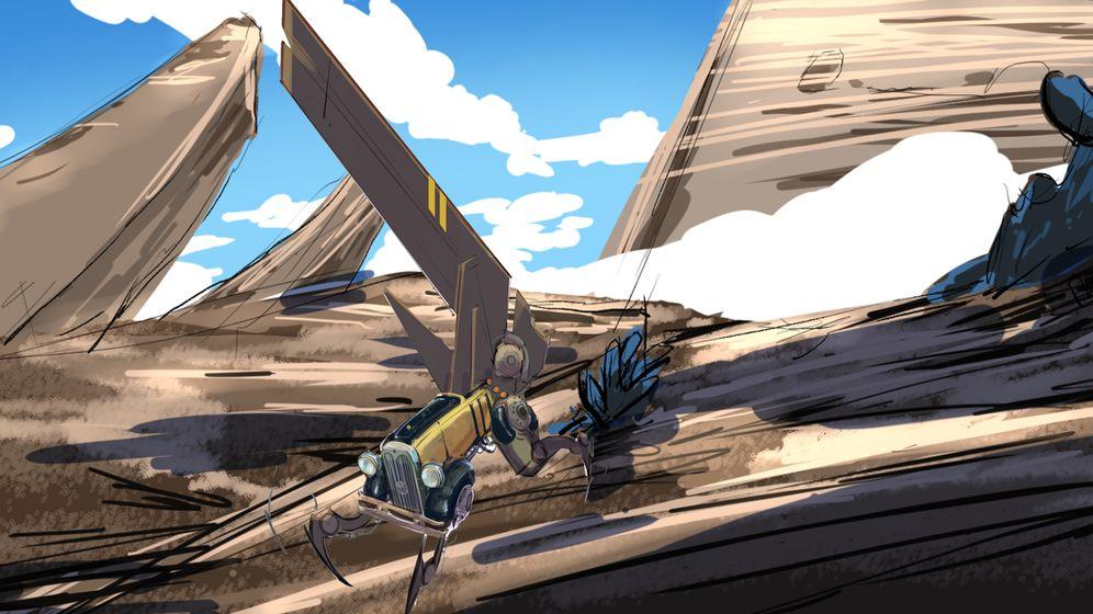 曲项向天鸽游戏最新官方版图1: