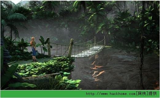 印尼水库惊现神秘水怪