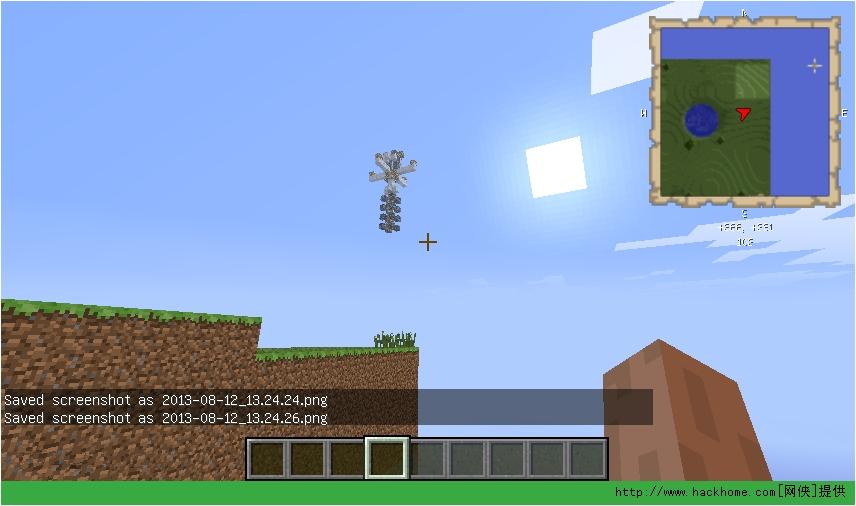 《我的世界》虚空岛地图mod下载 《我的世界》虚空岛
