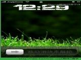 iPhone锁屏字体