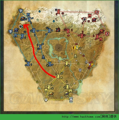 上古卷轴ol战场系统玩法图文详解