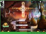 史诗塔防2-风之魔咒(Epic Defense 2 Wind Spells)无限金币破解电脑版 v1.3.7