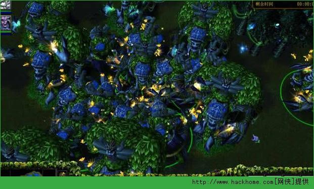 火影忍者忍者的世界 魔兽对抗地图 v0.2