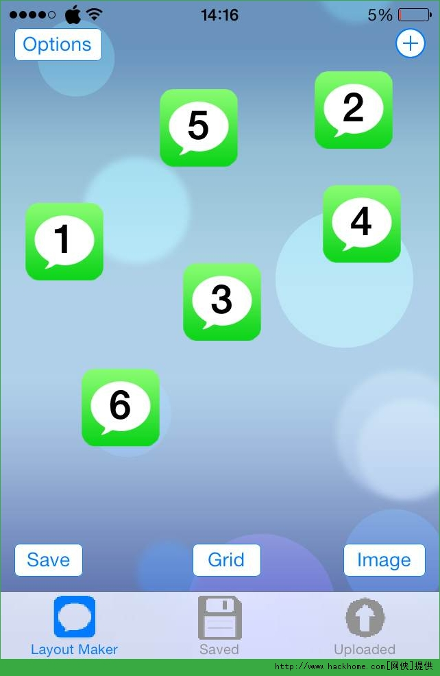 ios9桌面布局