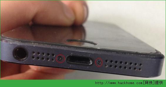 苹果iphone5过保以后常见故障拆机自己维修详细图文