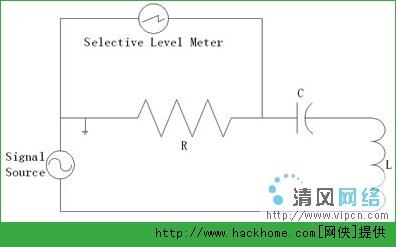 电感测试电路