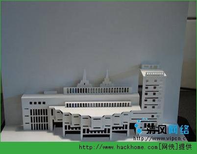 开合式立体纸雕贺卡设计作品欣赏 图片10