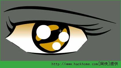 qq头像眼睛图片动态